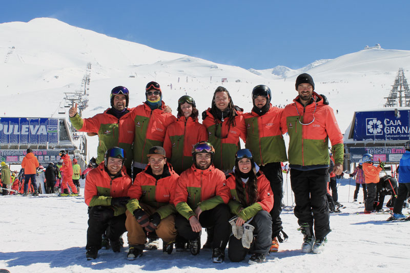 Equipo Snowmotion