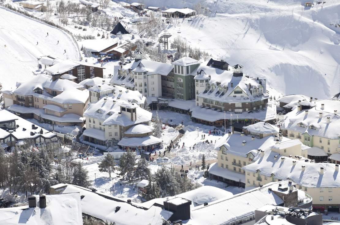 Los mejores alojamientos en Sierra Nevada con Snowmotion